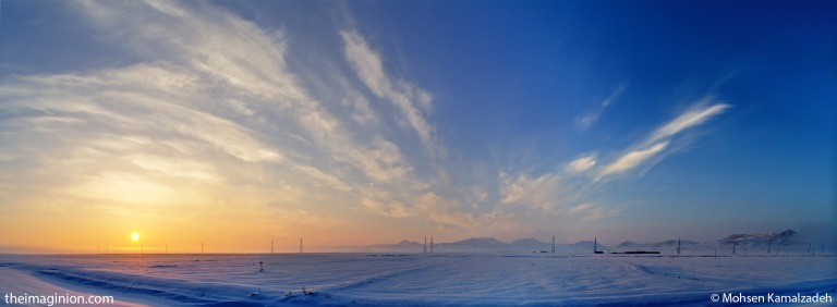 Frozen Plains